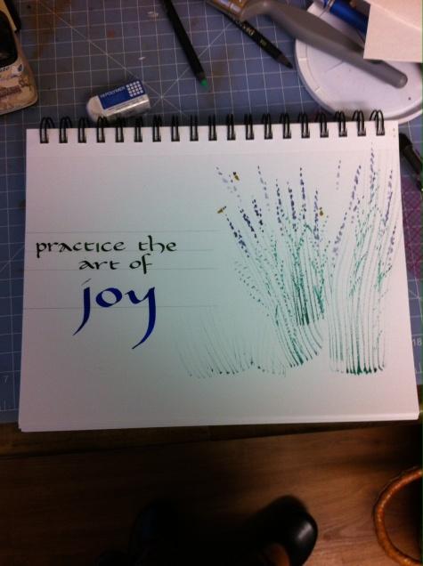 Spontaneous joy